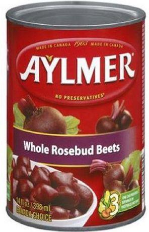 Aylmer® Whole Rosebud Beets 398 mL