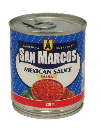Mexican salsa sauce