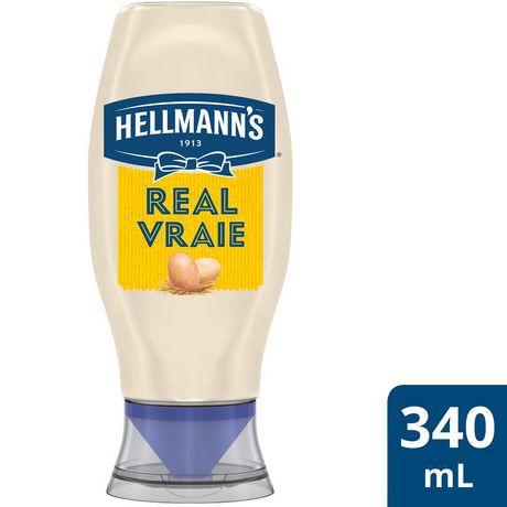 Hellmann's  Real Mayonnaise 340 ML