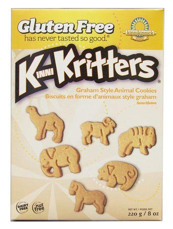 Kinnikinnick Animal Graham Cookies