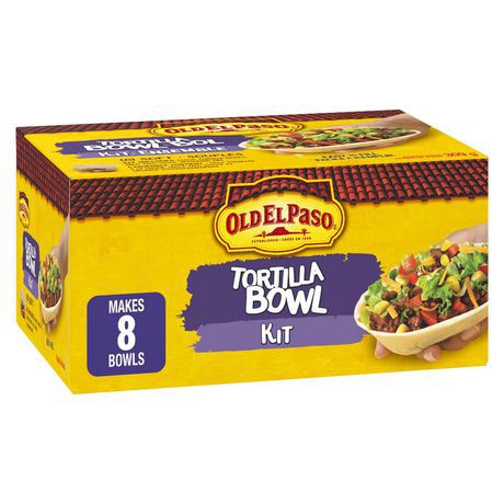 Old El Paso ™ Tortilla Bowl Kit