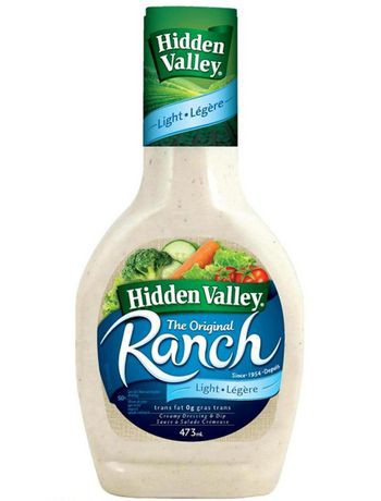 Hidden Valley Ranch Light Creamy Dressing & Dip