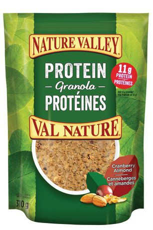Nature Valley™ Protein Granola Cranberry Almond Cereal