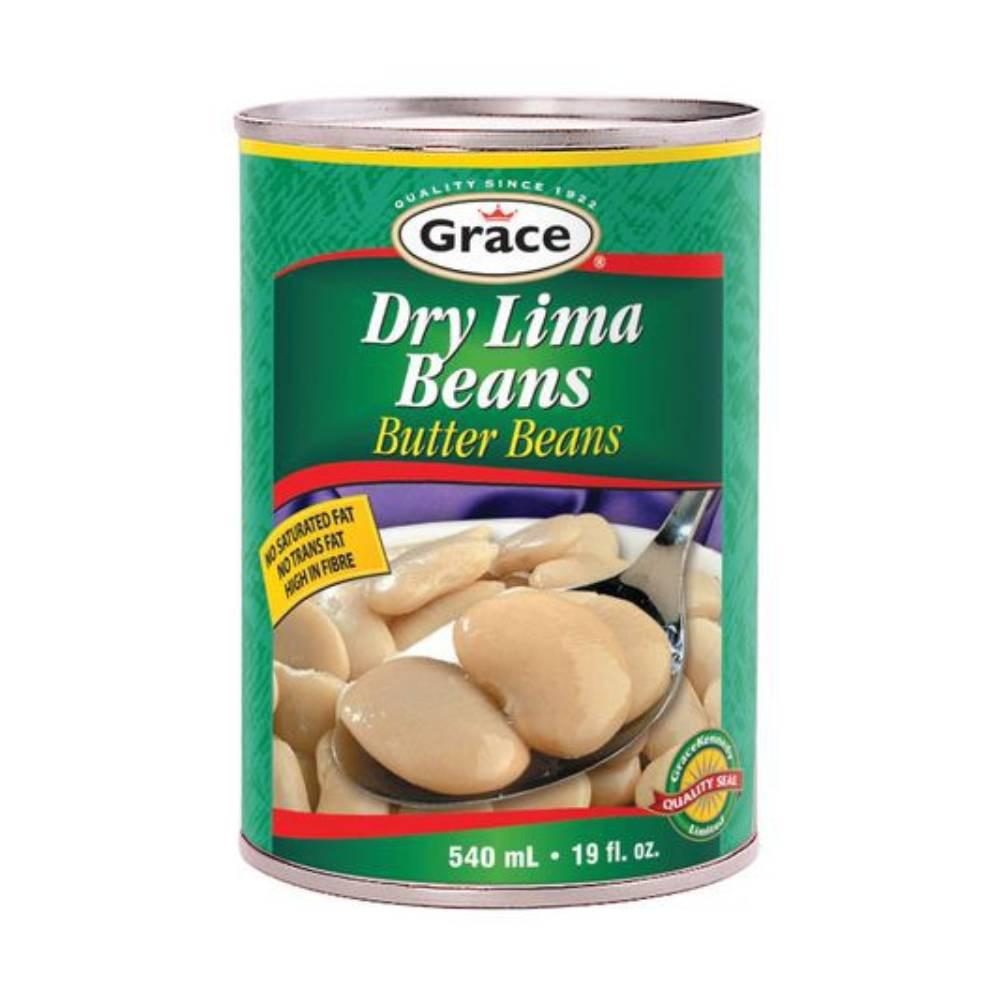 Dry Lima beans 540 mL