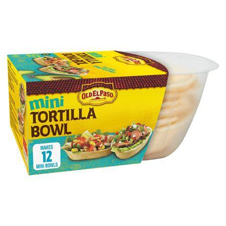 Old El Paso™ Mini Tortilla Bowl