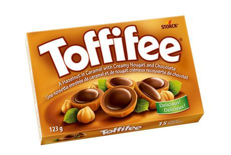 Toffifee Caramel with Creamy Nougat And Chocolate