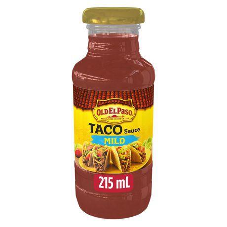 Old El Paso Taco Mild Sauce
