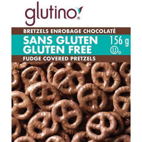 Gluten Free Fudge Covered Pretzels
