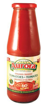 Aurora Strained Crushed Tomatoes