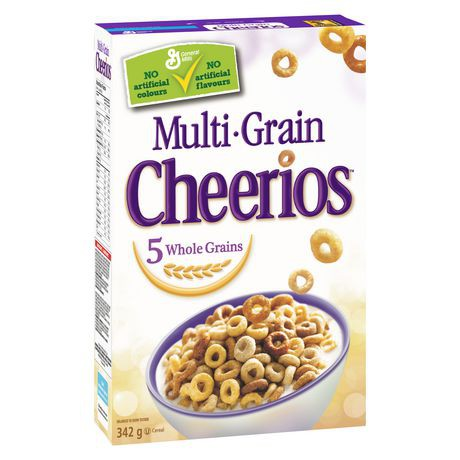 Cheerios™ Multi-Grain Cereal