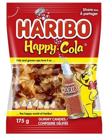 Happy Cola Gummy Candies