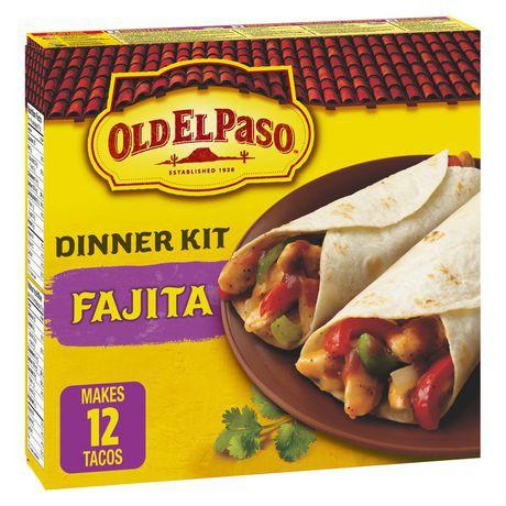 Fajita dinner kit