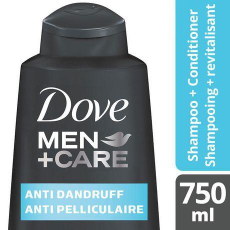 Dove Men+Care Anti Dandruff Fortifying Shampoo & Conditioner 750 ML
