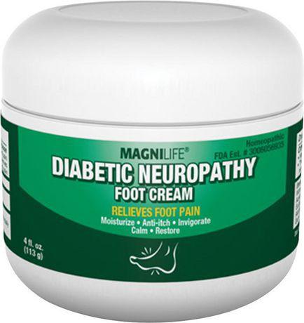 Magnilife Diabetic Neuropathy Foot Cream Delivery Cornershop