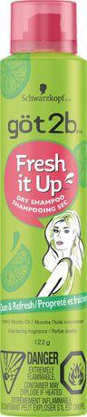 Fresh it Up Dry Shampoo Clean & Refresh