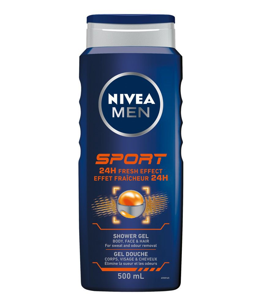 Sport shower gel
