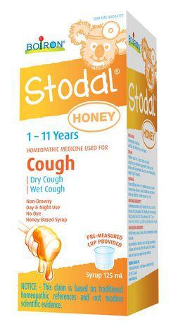 Children Stodal honey cough syrup