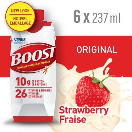 Original Strawberry Meal Replacement Drink