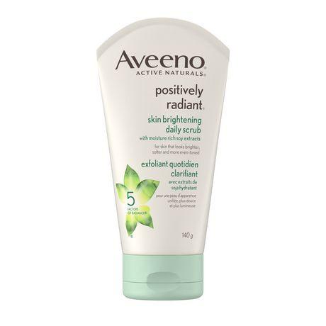 Active naturals skin brightening daily scrub