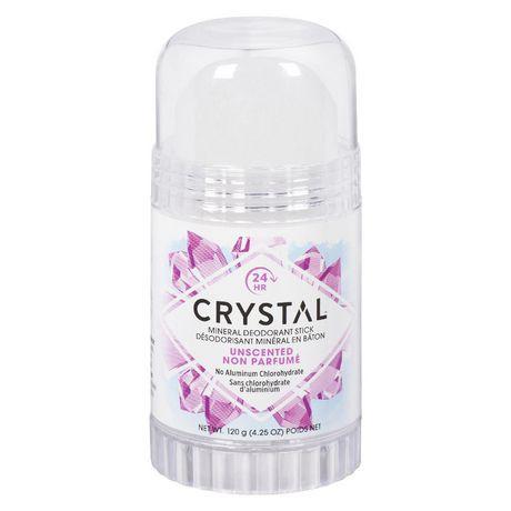 Crystal® Body Deodorant All Natural Stick · Walmart