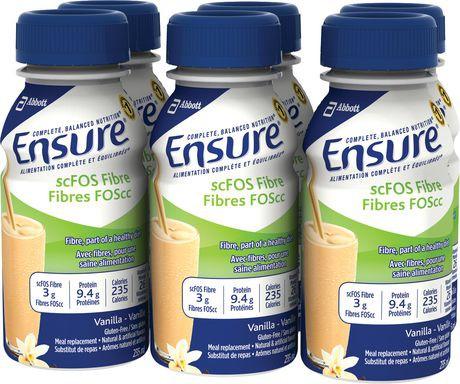 Ensure Scfos Fibre Meal Replacement Nutritional Supplement