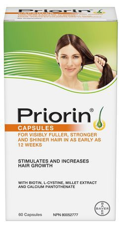 Priorin Hair Growth Stimulation Capsules