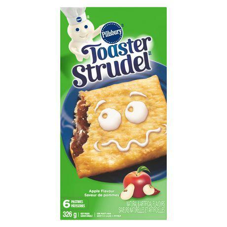 Pillsbury™ Toaster Strudel Apple Pastries