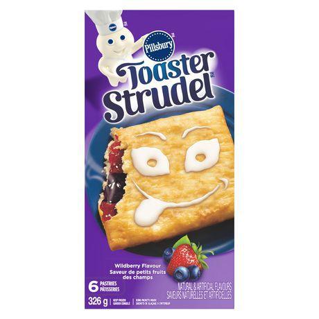 Pillsbury™ Toaster Strudel Wildberry Pastries