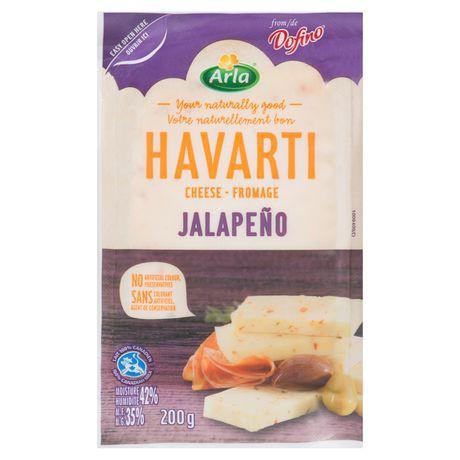 Havarti jalapeño cheese