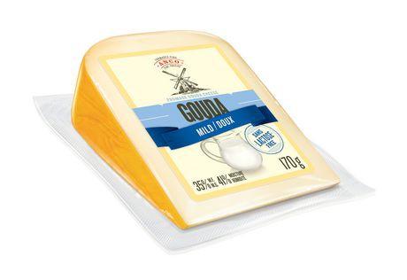 Mild gouda cheese