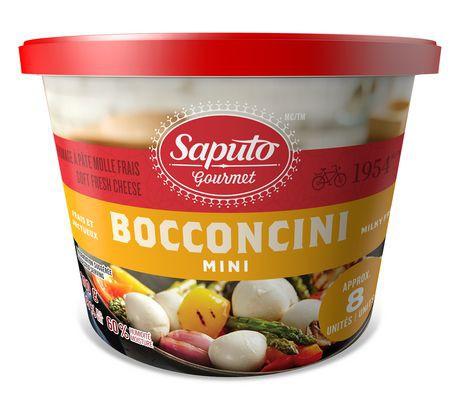 Mini bocconcini cheese