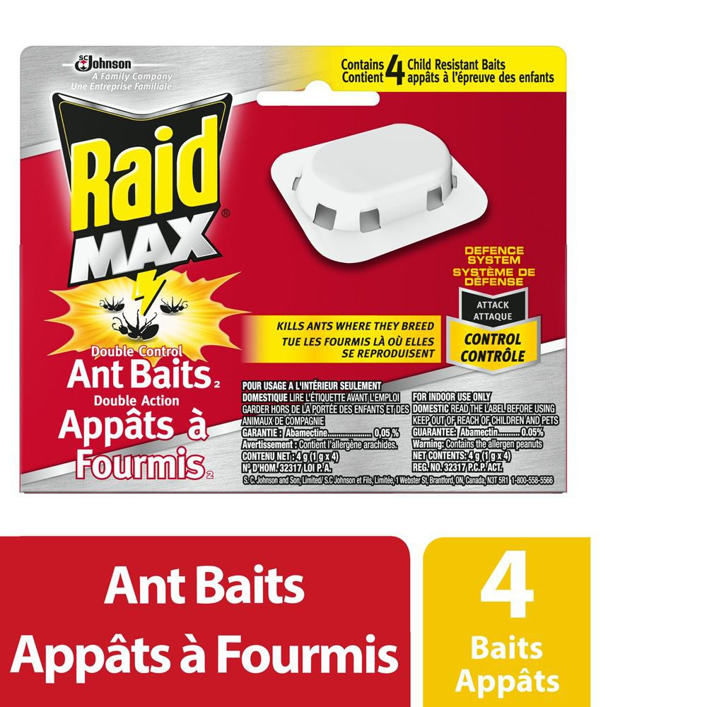 Max ant baits ant killer and trap