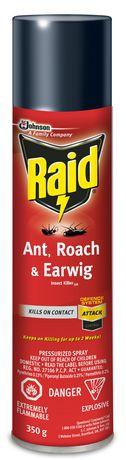 Raid® Spider Blaster Bug Killer