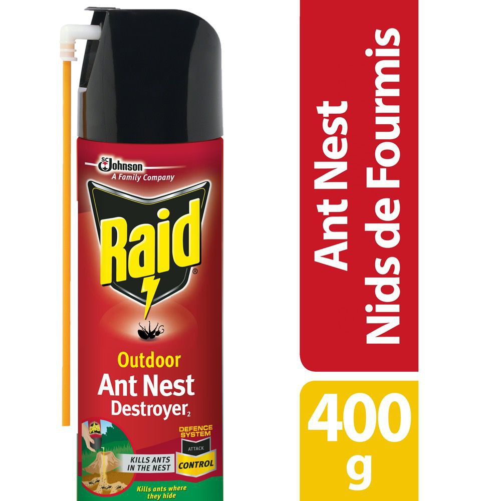 Outdoor ant nest destroyer insect killer