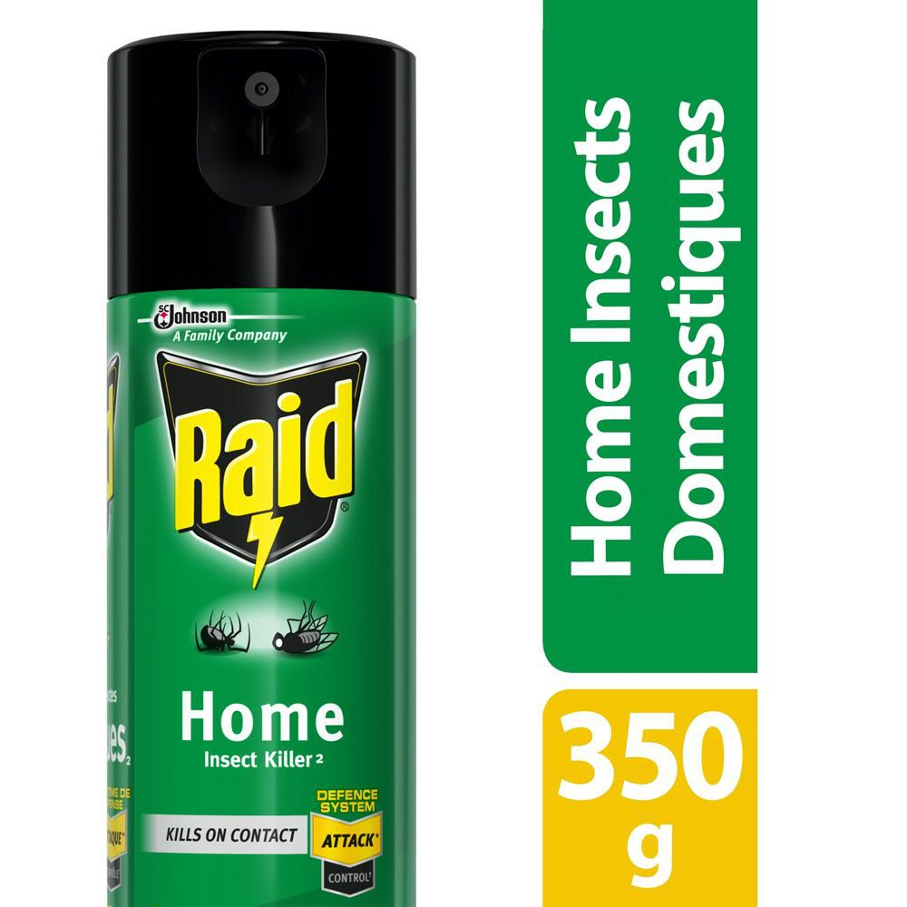 Home insect killer spray