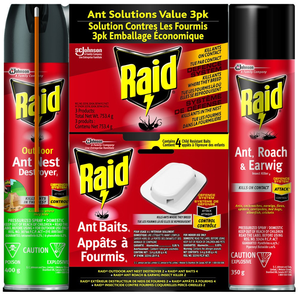 Ant banded value pack