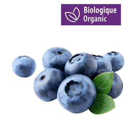 Blueberries, Organic 6 oz