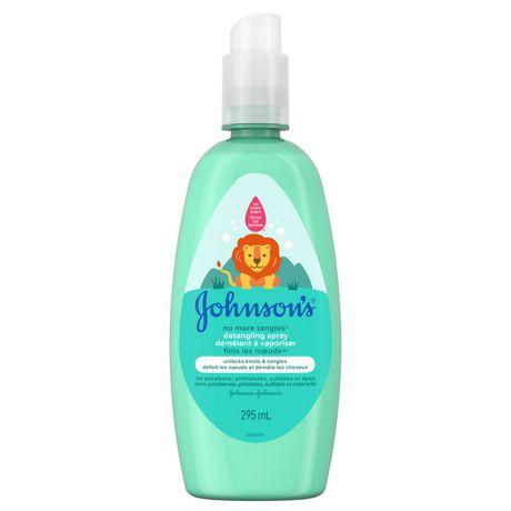 Johnson's Baby Detangler Spray