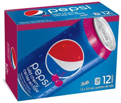 Wild cherry cola