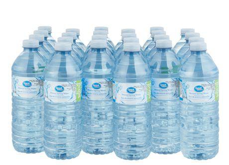 Spring water 24 x 500 ml each