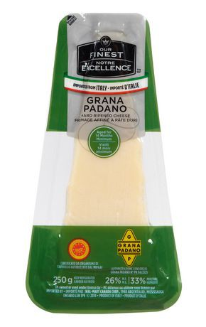 Our Finest Grana Padano Hard Ripened Cheese