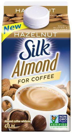 Silk  Almond for Coffee Hazelnut