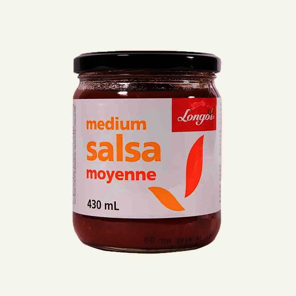 Longo's Medium Salsa