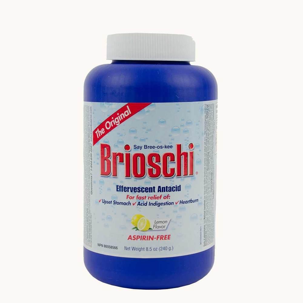 Brioschi Effervescent Antacid