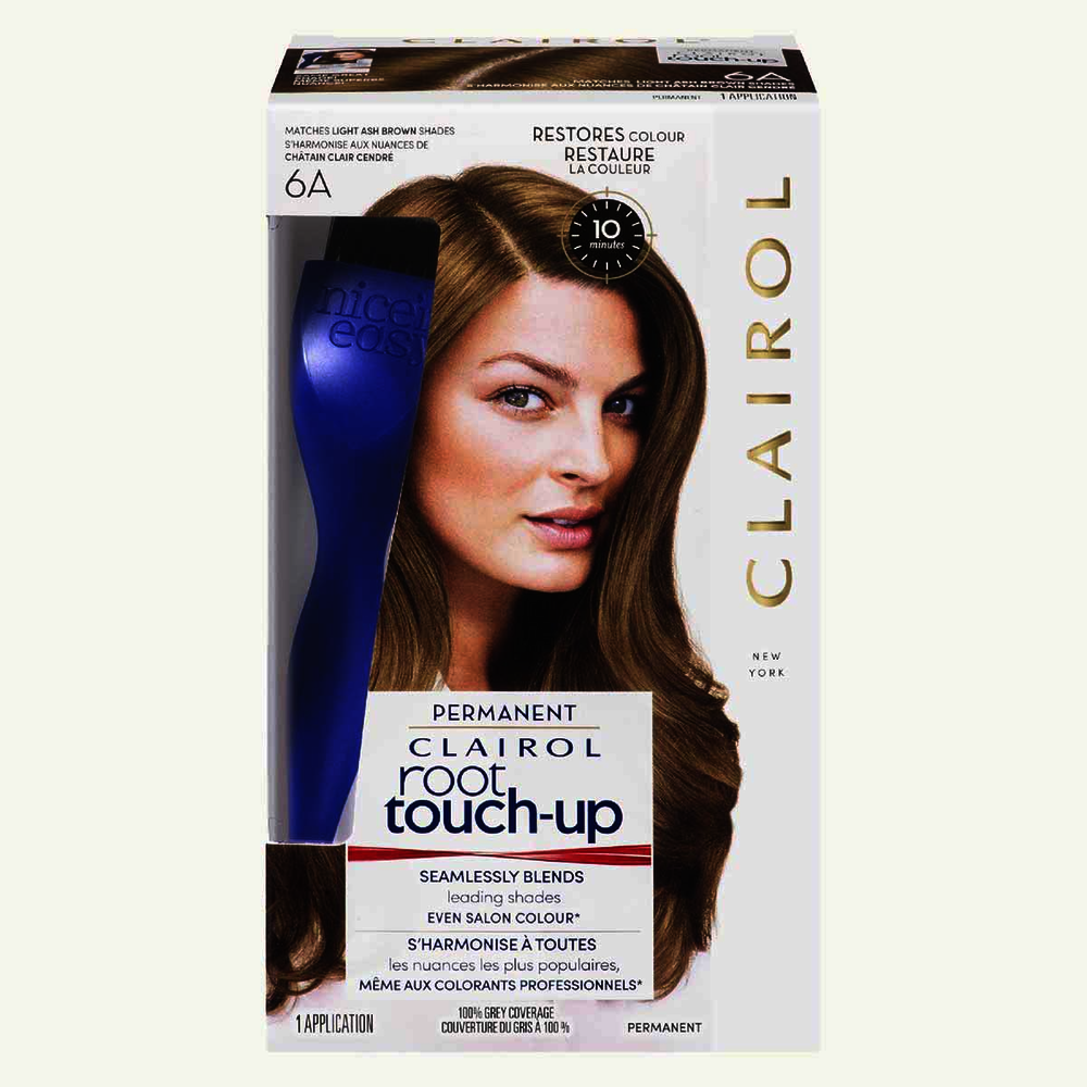 Clairol Nice n Easy Root Touch-Up Light Ash Brown #6A