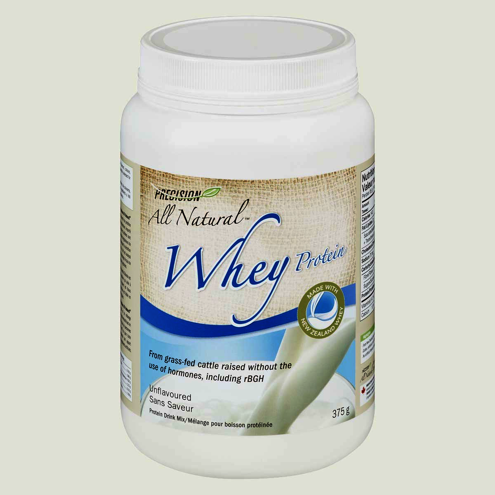Precision All Natural Whey Protein Unflavoured
