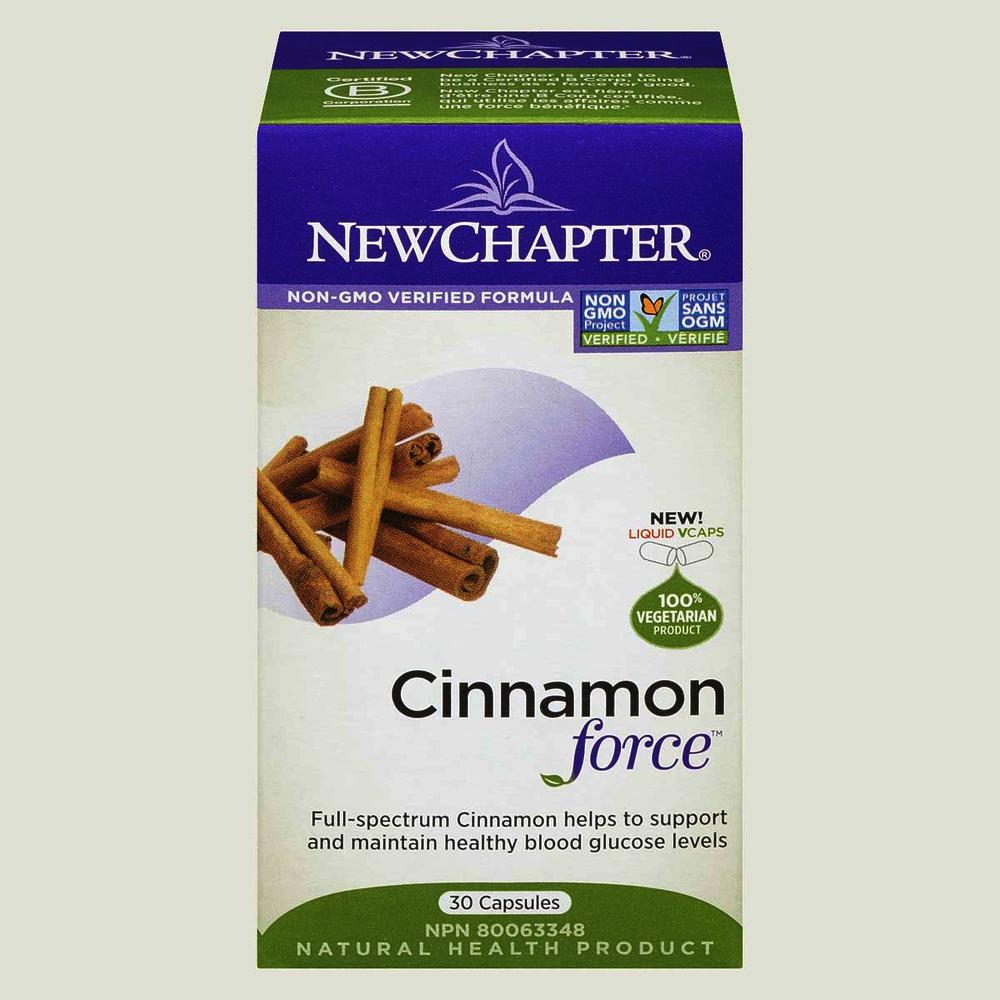 Cinnamon force capsules