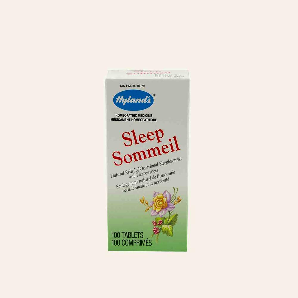 Hyland's Sleep Homeopathic Medicine