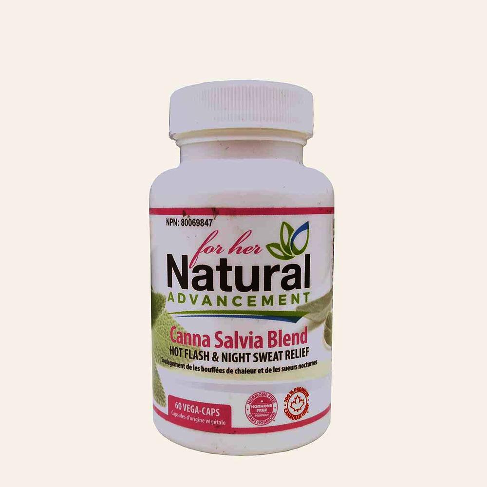 Natural AdvancemenT Canna Salvia Blend - For Her