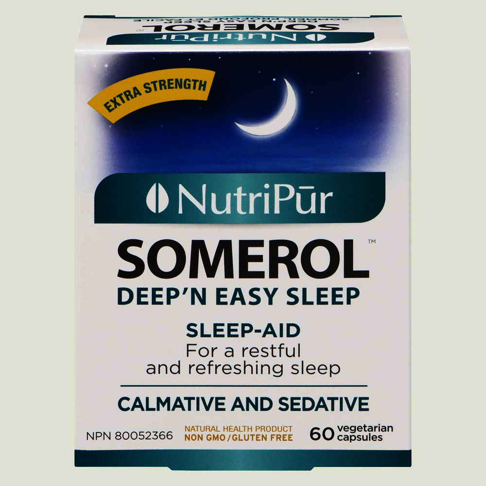 Nutripur Somerol Deep'N Easy Sleep Remedy